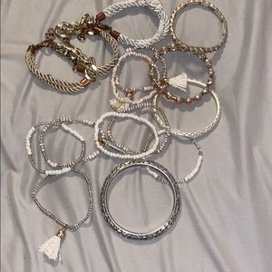Assorted Bangles and Bracelet Bundle
